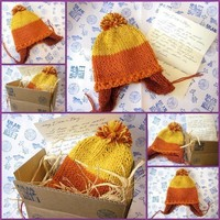 Cunning Jayne Hat with Gift Kit From Ma Cobb