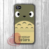 Anime My Neighbour Totoro -JJ for iPhone 4/4S/5/5S/5C/6/ 6+,samsung S3/S4/S5,samsung note 3/4