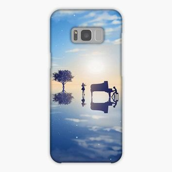 Your Lie In April Kaori Samsung Galaxy S8 Plus Case