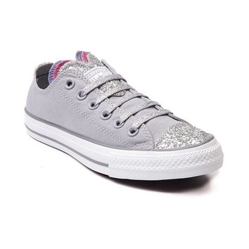 Converse All Star Lo Glitter Toe Sneaker