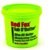 Red Fox Tub O Butter Olive Oil Tub 11.5oz
