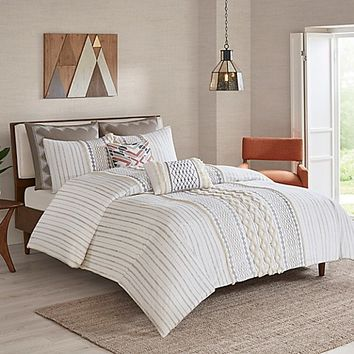 INK+IVY Imani Reversible Comforter Set