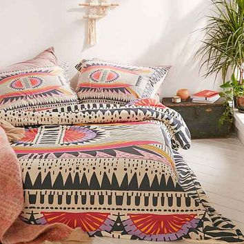 Holli Zollinger For DENY Namais Duvet Cover