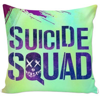 Suicide Squad Pillow