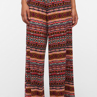 Staring at Stars Print Wide-Leg Lounge Pant