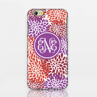 vivid floral iphone 6 case,monogram iphone 6 plus case,personalized iphone 5s case,beautiful iphone 5c case,art flower iphone 5 case,new iphone 4 case,iphone 4s case,samsung Galaxy s4 case,s3 case,best present s5 case,girl's gift Sony xperia Z1 case,chry