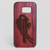 Buffalo Bills Galaxy S7 Edge Case - All Wood Everything
