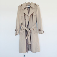Christian Dior Classic Dior Men's Trench