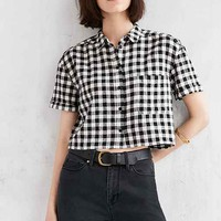 BDG Abbey Camp Button-Down Shirt