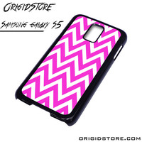 Chevron Personilzed Type Your Name Case For Samsung Galaxy S5 Case