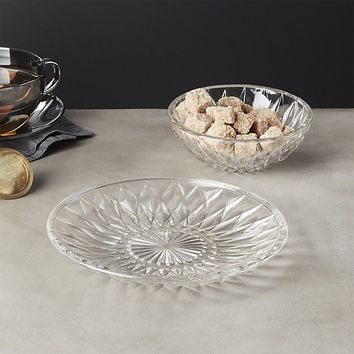 Daphne Glass Dinnerware