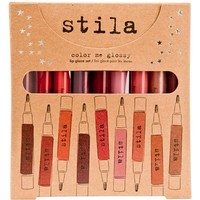 stila 'color me glossy' lip glaze set ($124 Value) | Nordstrom