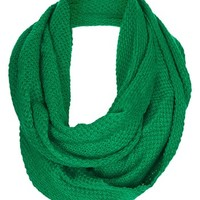 Topshop Basket Stitch Infinity Scarf | Nordstrom