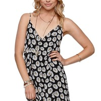 LA Hearts Slip Dress - Womens Dress - Floral -