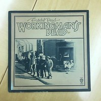 "Grateful Dead ""Workingman's Dead"" Vinyl LP - Nice! EX/VG+"