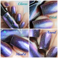 Quiet Enchantment Multichromes - Holographics & Flakies