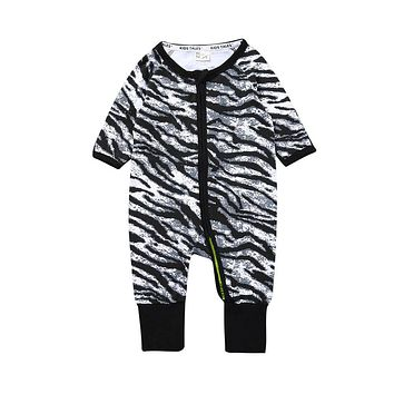 New Fashion Cute Rompers Toddlers Unisex Baby Clothes Newborn Baby pajamas kids toddler clothes