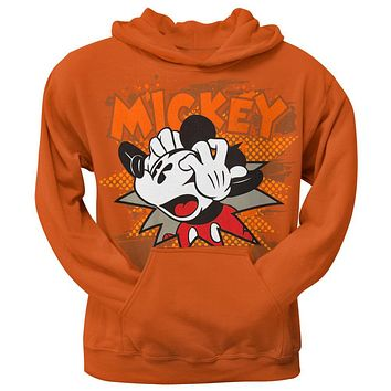 Mickey Mouse - Freakin' Out Pullover Hoodie