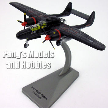 Northrop P-61 Black Widow 1/144 Scale Diecast Metal Model by Air Force 1