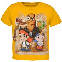Jake and the Neverland Pirates - Hook Drama Toddler T-Shirt