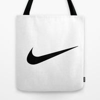 nike Tote Bag by Max Jones | Society6