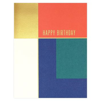 Birthday Moni Greeting Card