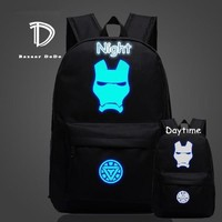 Marvel Avengers Superhero Iron Man Bag for Teenagers