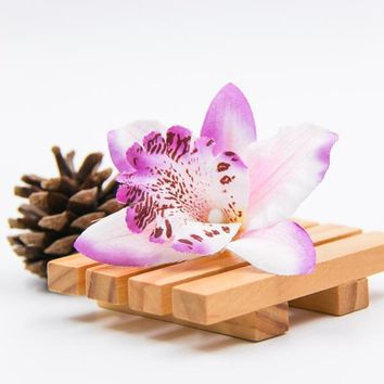 Artificial Orchid Silk Flowers Wedding Party Decoration