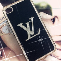 High quarlity Bling iphone case iphone 4 case by ibelieveshop