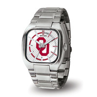 Oklahoma Sooners NCAA Turbo Series Men's Watch