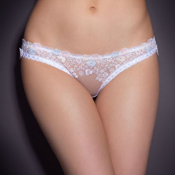Bridal Accessories by Agent Provocateur - Petunia Brief