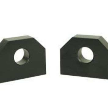 Weld-On Clevis - Shackle Mount - D-Ring