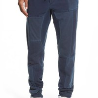 Men's True Religion Brand Jeans Relaxed Fit Drop Crotch Sweatpants,
