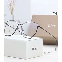 DIOR 2018 square color film polarized sunglasses driver driving sunglasses F-A-SDYJ #4