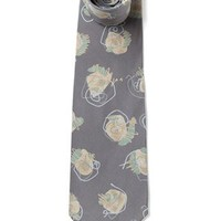 Issey Miyake Vintage Printed Tie - House Of Liza - Farfetch.com