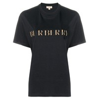 Check Tee by Burberry