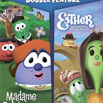 Veggie Tales Blueberry/Esther The Girl Who Would Be Queen (Dvd)