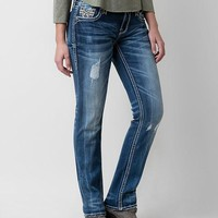 Rock Revival Caro Easy Straight Stretch Jean