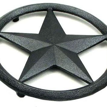 Cast Iron Star Cooking Pot Trivet