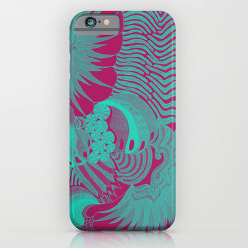 Abstract Design 35 iPhone & iPod Case by Goodnightgracie