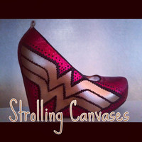 Wonder Woman Wedges