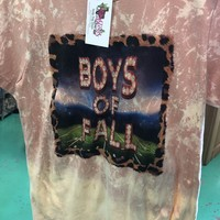 Boys Of Fall Bleached Tee