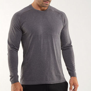 metal vent tech long sleeve | men's tops | lululemon athletica