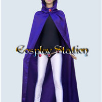 Teen Titans Cosplay Raven Costume_commission313