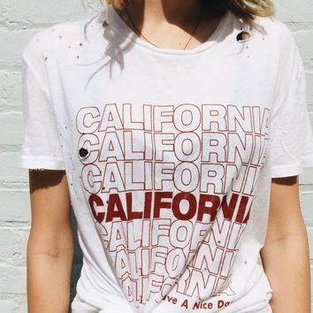 VIOLET CALIFORNIA TOP
