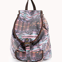 Beach Bound Southwestern Backpack