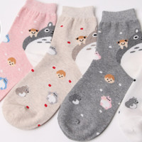 My Neighbor Totoro Ankle Socks
