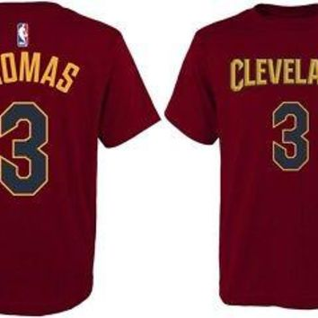 Isaiah Thomas Cleveland Cavaliers #3 Cavs NBA Boys T-Shirt - Youth S, M, L, XL