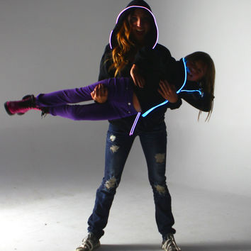 Youth Light Up Hoodie