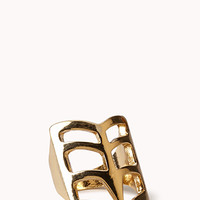 Cutout Knuckle Ring | FOREVER 21 - 1062173105